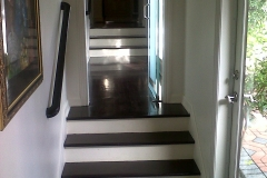 Custom Color Staircase