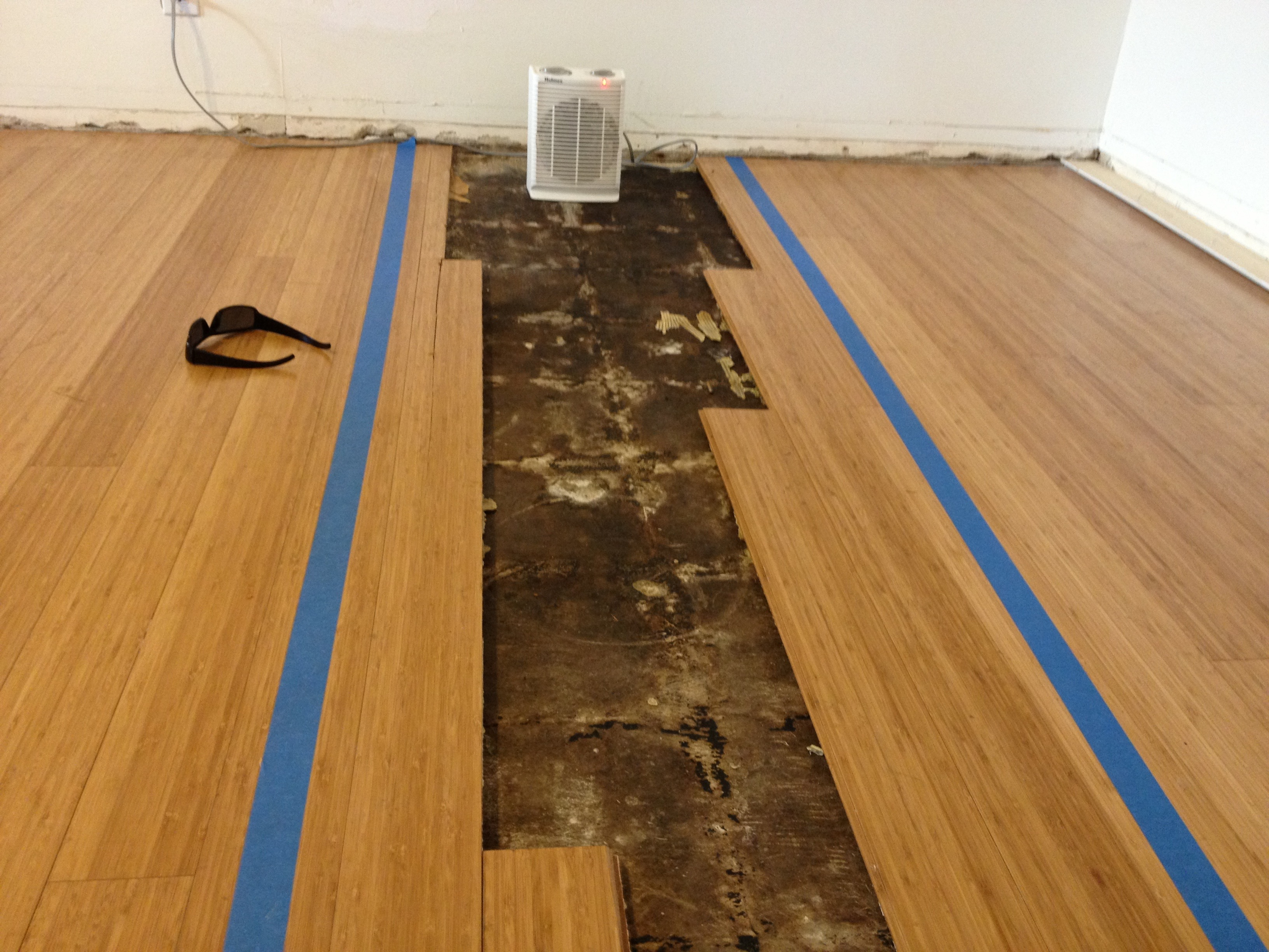 Warped hardwood floor repair cost floors doors for Wood floor repair